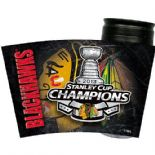 Chicago Blackhawks 2013 Stanley Cup Champions, 16-Ounce Travel Mugn